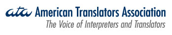 American Translators Assocation Member
